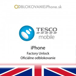 O2UK/Tesco iPhone Factory Unlock