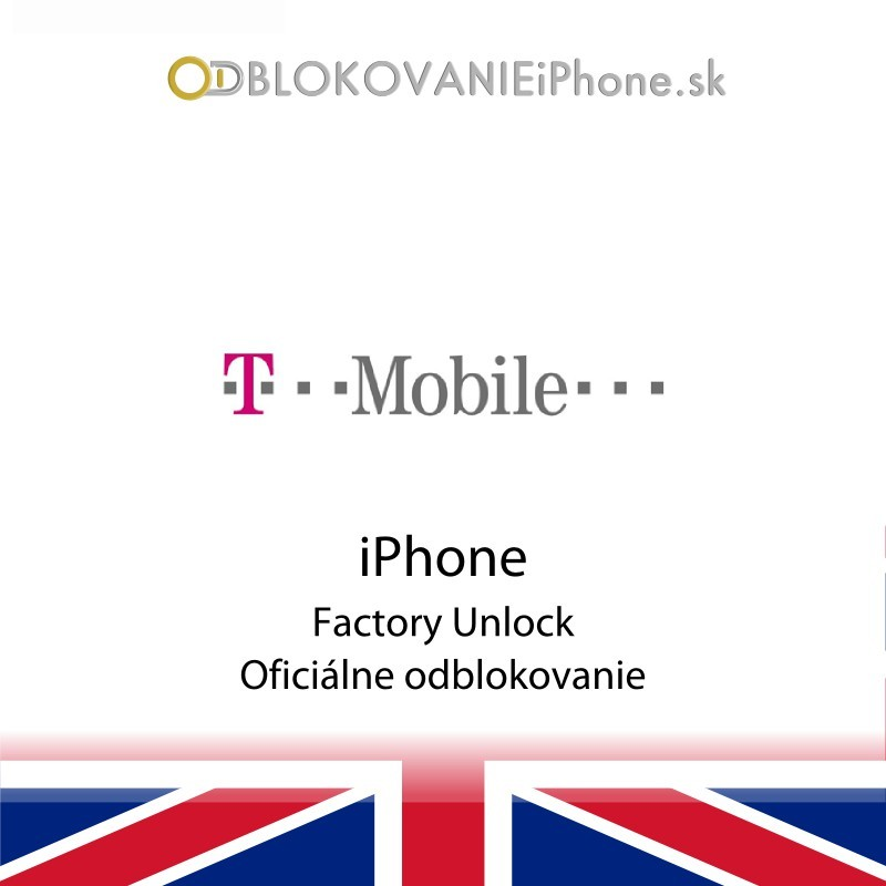 T-Mobile UK iPhone Factory Unlock