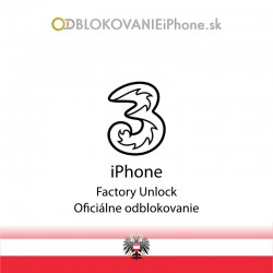 3 AT iPhone Factory Unlock