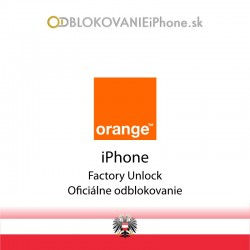 Orange AT iPhone Factory Unlock
