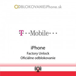 T-Mobile AT Austria iPhone Factory Unlock