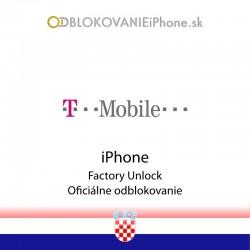 Mobilkom HR Chorvátsko iPhone odblokovanie
