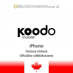 Koodo Canada  iPhone Factory Unlock