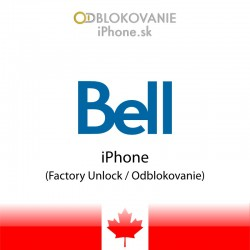 Bell Canada iPhone Factory Unlock