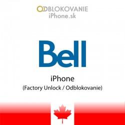 Bell Kanada iPhone odblokovanie