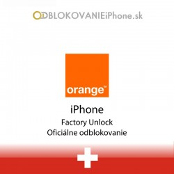 Orange Switzerland iPhone Factory Unlock