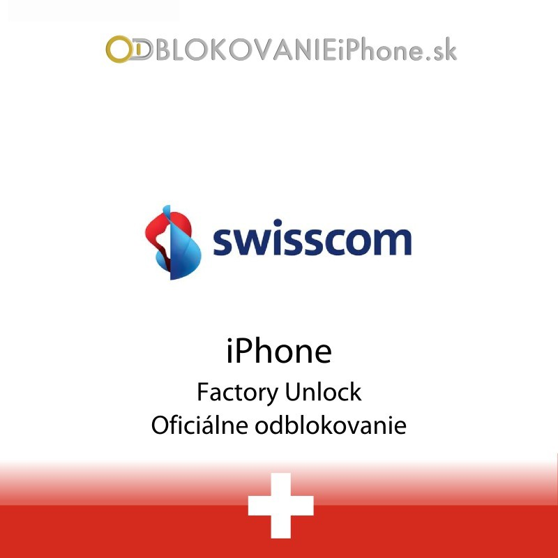 Sunrise Switzerland iPhone Factory Unlock