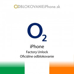 O2 Ireland iPhone Factory Unlock