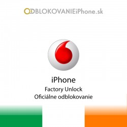 Vodafone Ireland iPhone Factory Unlock