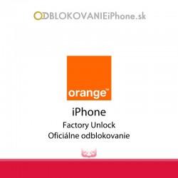 Orange Poľsko iPhone odblokovanie