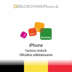 Mobistar Belgium iPhone Factory Unlock