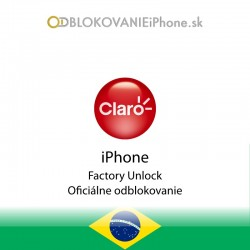 Claro Brazil iPhone Factory Unlock