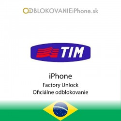 TIM Brazil iPhone Factory Unlock