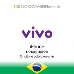 Vivo Brazília iPhone odblokovanie